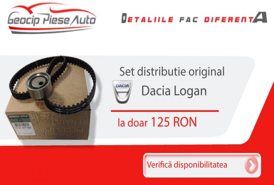 Set distributie logan 1.5 dci