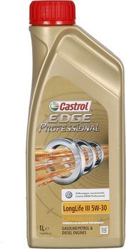 Castrol edge professional vw long life iii 5w30