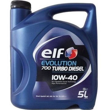 promotie la Elf evolution 700 turbo diesel 10w40 (5l)
