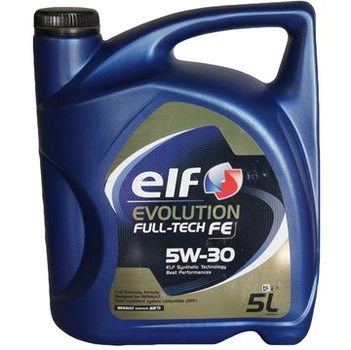 promotie la Elf evolution full-tech fe 5w-30 (5l)