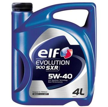 promotie la Elf evolution sxr 5w40 4l