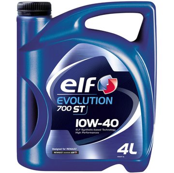 Elf evolution st 700 10w40 (4l)