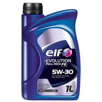 Elf evolution full tech fe 5w30 1l